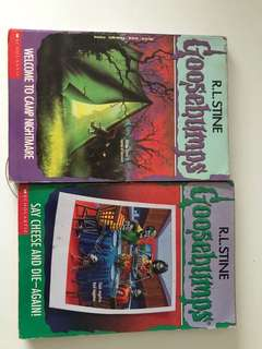 Goosebumps stories