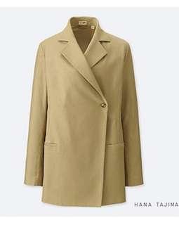 Uniqlo Women Tencel Long Jacket