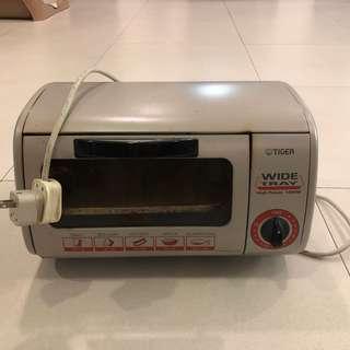 Tiger toaster