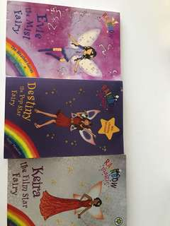 Rainbow magic stories
