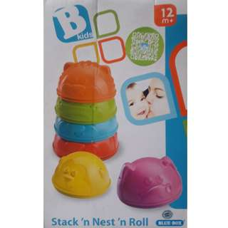 BKids - Stack Nest 'n Roll