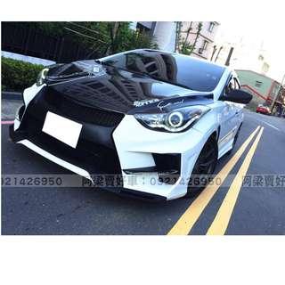 2012年-現代-ELANTRA (帥氣大包.年輕熱愛) 買車不是夢想.輕鬆低月付.歡迎加LINE.電(店)洽