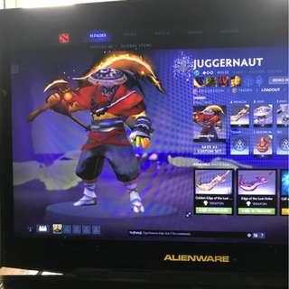 Juggernaut - Golden Edge of The Lost Order