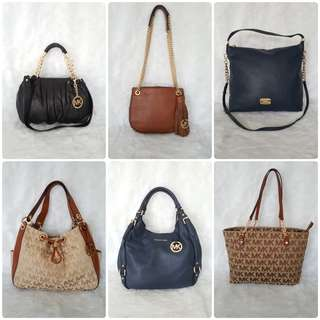 All Authentic Michael kors sling bags coach kate spade