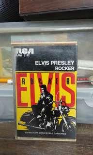 Cassette  Elvis Presley/Rocker