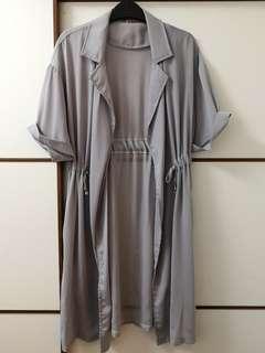 灰色外套 Grey Coat
