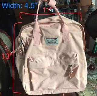 Doag brut - pink backpack