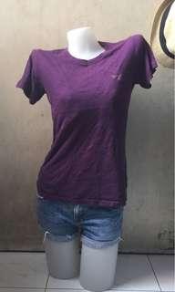 Women's Purple Shirt