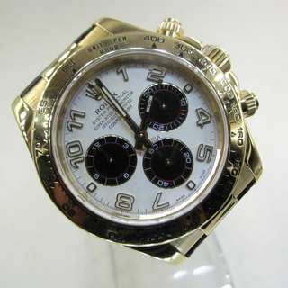 Pre Owned Rolex Daytona Cosmograph 116528