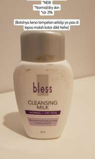 BLESS Cleansing Milk