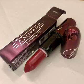 Mac x Aaliyah Amplified Lipstick in Hot Like