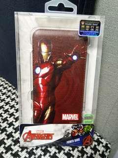 (100% new) Marvel Power Bank 8000mAh