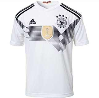 Germany World Cup Jersey 2018