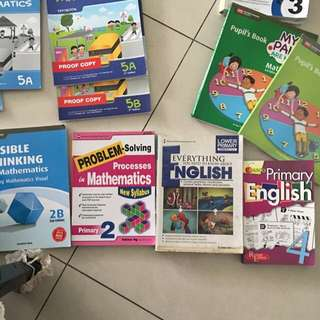 Textbooks Enrichment books tuition