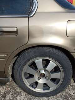 Rims good condition