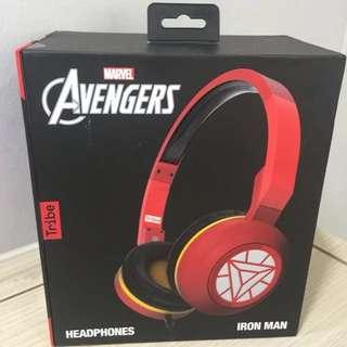 Tribe Iron Man Headphone