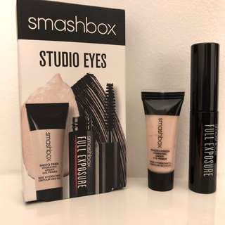 BNIB Smashbox Studio Eyes Kit