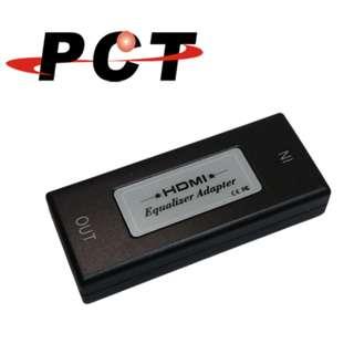 【PCT】HDMI 長距型訊號放大延伸器 (23公尺)(HE120)