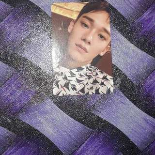 [WTT]EXO CHEN BLOOMING DAYS PC