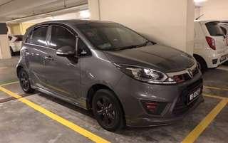 Proton Iriz 2015 executive 1.3 auto