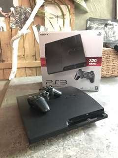 PlayStation 3 Bundle 320gb with 21 Games
