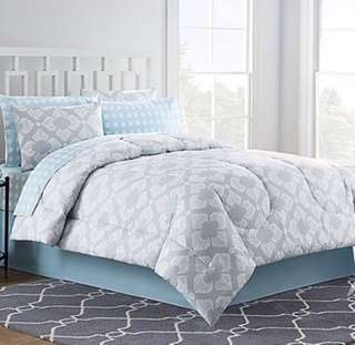 Brand New 6-pc. Twin XL Comforter Set