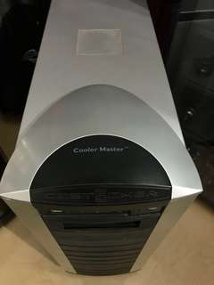Cooler Master Aluminum Computer Chassis, 鋁機箱