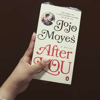 Me After You by Jojo Moyes