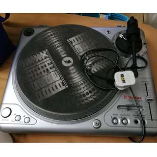 Vestax PDX-2000 2-Speed Quartz Controlled Direct-Drive Turntable