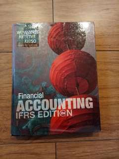 Financial accounting 2 IFRS  edition WILEY 2nd edition