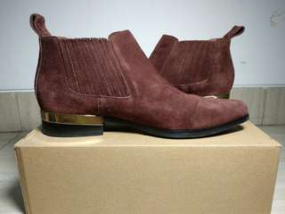 Angkle boots