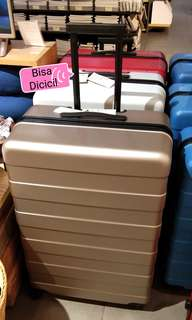 Muji Hard Carry Suitcase 102L Kredit Tanpa CC