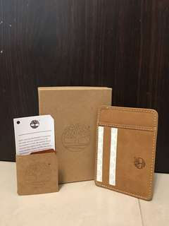 Timberland Credit Card Holder
