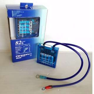 Pivot Raizin 82% Voltage Stabilizer Blue (Fuel Economy & Increase Engine Power)
