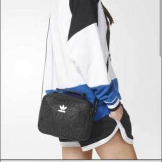 🚚 Adidas Issey Miyake Mini Airliner Sling Bag
