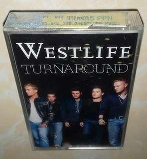 Kaset / Cassette WESTLIFE - Turnaround