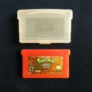 Gameboy Advance Cartridge: Pokemon Sapphire