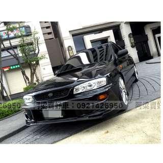2000年-速霸陸-GF8 (大馬力.車況優) 買車不是夢想.輕鬆低月付.歡迎加LINE.電(店)洽