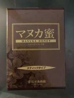 日本 杉養蜂園 manuka honey 5g x 45包