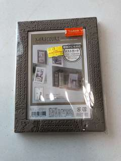 Mirecourt picture frame with stand