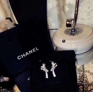 Chanel耳釘