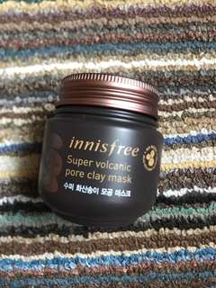 Super Volcanic Clay mask