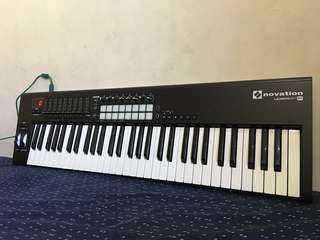 Novation Launchkey MKii 61-Key good condition