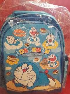 School Bag , 多啦A夢 sanrio書包, 細size