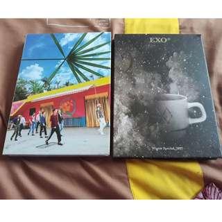 Exo universe and the war kokobop ver A album