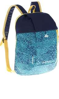 Quechua aprenaz kid backpack print green