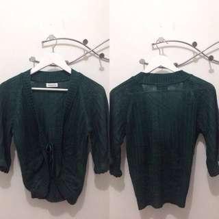 Emerald Cardigan