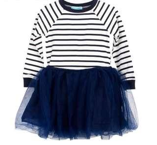 Cotton tutu dress