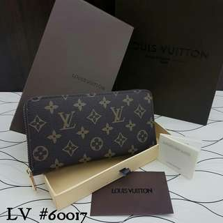 Louis Vuitton Zippy Wallet Monogram