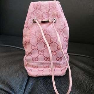 Gucci lunch bag 雙層袋罕有顏色